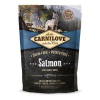 Hrana uscata pentru caini Carnilove Adult Dog cu Somon, 1.5 Kg