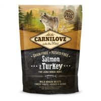 Carnilove Large Breed Adult cu Somon si Curcan, 1.5 Kg