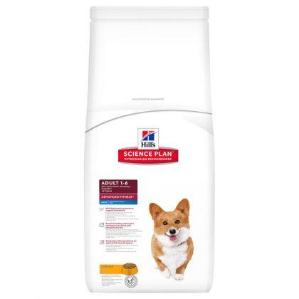 Hrana uscata pentru caini Hill's SP Canine Mini Adult cu Pui, 7 Kg