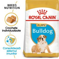 Royal Canin Bulldog Puppy, 3 Kg