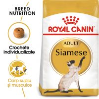 Hrana uscata pentru Pisici, Royal Canin Siamese, 2 kg