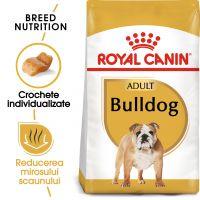 Royal Canin Bulldog Adult, 12 Kg