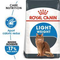 Hrana uscata pentru Pisici, Royal Canin Light Weight Care, 2 kg