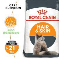Hrana uscata pentru Pisici, Royal Canin Hair & Skin Care, 400 g