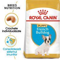 Royal Canin Bulldog Francez Puppy, 1.5 kg
