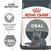 Hrana uscata pentru Pisici, Royal Canin Oral Care, 400 g
