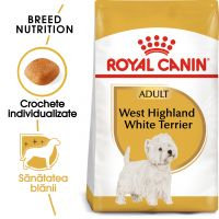 Royal Canin West Highland White Terrier, 3 kg