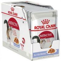 Pachet Royal Canin Instinctive in Jelly, 12 plicuri x 85 g