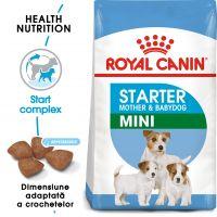 Royal Canin Mini Starter Mother & Babydog, 8.5 kg