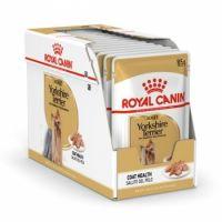 Pachet Royal Canin Yorkshire Adult, 12 Plicuri x 85 g