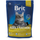 Brit Premium Cat Adult cu Somon, 800 g
