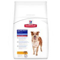 Hrana uscata pentru caini Hill's SP Canine Adult 7+ Active Longevity Medium cu Pui, 12 Kg