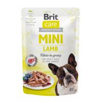 Brit Care Dog Mini Lamb Fillets in Gravy, 85 g