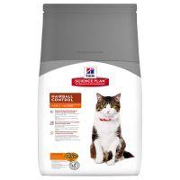 Hrana uscata pentru pisici Hill's SP Feline Adult Hairball cu Pui, 5 Kg