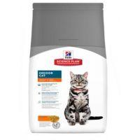 Hrana uscata pentru pisici Hill's SP Feline Adult Indoor cu Pui, 300g