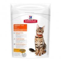Hrana uscata pentru pisici Hill's SP Feline Adult Optimal Care cu Pui, 400g