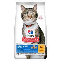 Hrana uscata pentru pisici Hills SP Feline Adult Oral Care cu Pui, 7 kg