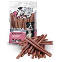 Recompense pentru caini, Calibra Joy Dog Classic Salmon Sticks, 80 g