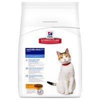 Hrana uscata pentru pisici Hill's SP Feline Mature Adult 7+ Active Longevity cu Pui, 2 Kg