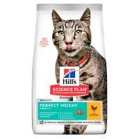 Hrana uscata pentru pisici Hills SP Feline Adult Perfect Weight cu Pui, 2.5 kg