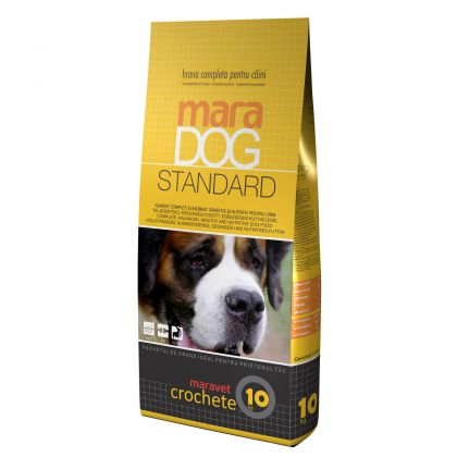 Hrana uscata pentru caini Maradog Standard, 10 Kg