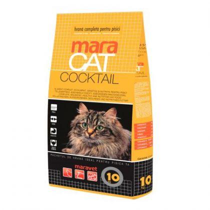 Hrana uscata pentru pisici Maracat Cocktail, 10 Kg