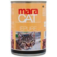 Hrana umeda pentru pisici Maracat cu Iepure, 415g