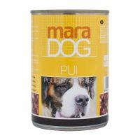 Hrana umeda pentru caini Maradog cu Pui, 415 g