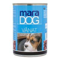Hrana umeda pentru caini Maradog Vanat, 415 g