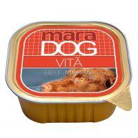 Hrana umeda pentru caini Maradog Pate Vita, 300g