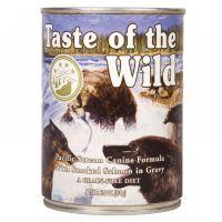 Hrana umeda pentru caini Taste of the Wild Pacific Stream Canine, 390g