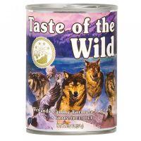 Hrana umeda pentru caini Taste of the Wild Wetlands Canine, 390g
