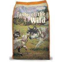 Hrana uscata pentru caini Taste of the Wild High Prairie Puppy Formula, 13 Kg