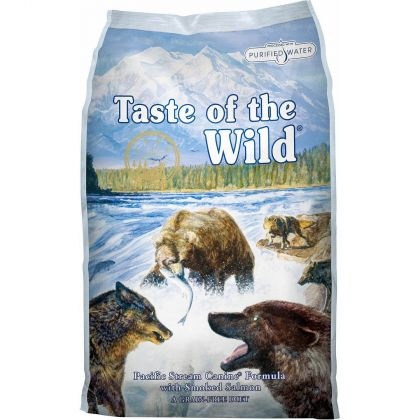 Taste of the Wild Pacific Stream Canine, 12.2 Kg