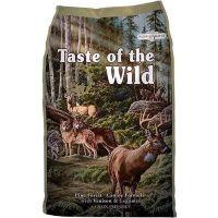 Hrana uscata pentru caini Taste of the Wild Pine Forest, 12.7 Kg