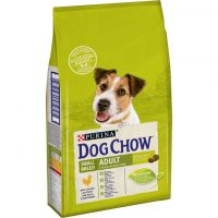 Dog Chow Adult Small Breed cu Pui, 7.5 Kg
