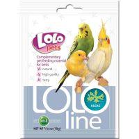 Alge Lololine pentru pasari, 10g