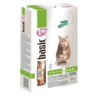Hrana de baza pentru Hamsteri Lolo Pets, 1 Kg