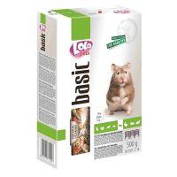 Hrana de baza pentru Hamsteri Lolo Pets, 500g