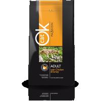 Hrana uscata pentru pisici OK Cat Passion Adult cu Pui si Curcan, 12.5 Kg