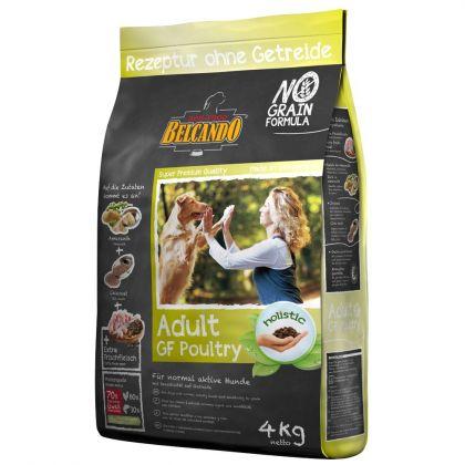 Hrana uscata pentru caini Belcando Adult Grain Free, 4 Kg