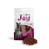Recompensa pentru pisici Calibra Joy Cat Snack Duck Cubes, 70 g