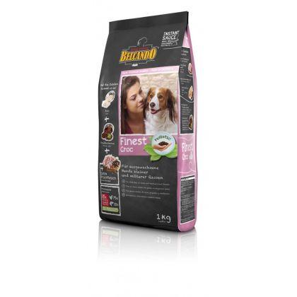 Hrana uscata pentru caini Belcando Finest Croc, 1 Kg