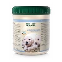 Lapte praf pentru catei Bewi Dog, 500 g