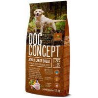 Hrana uscata pentru caini Dog Concept Adult Large Breed, 15 Kg