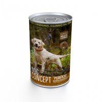 Conserva pentru caini Dog Concept cu Pui si Ficat, 1240 g