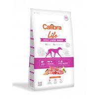 Calibra Dog Life Adult Large Breed cu Miel, 12 kg