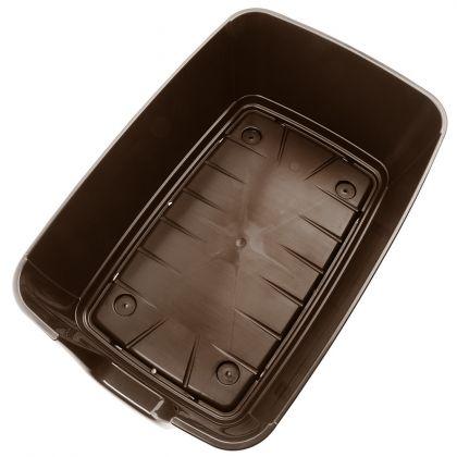 Cusca pentru Caini din plastic Kenny 05 100.6x70xh70.5 cm