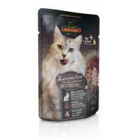 Hrana pisica Leonardo Plic cu Iepure si Merisoare, 85 g