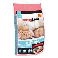 Hrana uscata pentru pisici Nutraline Cat Kitten, 1.5 Kg